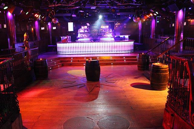 discoteca madrid copernico