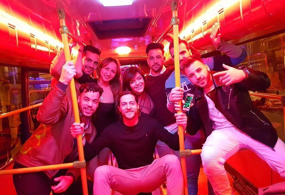Partybus Light