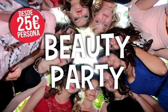 beautyparty madrid