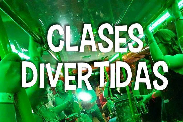 clases divertidas