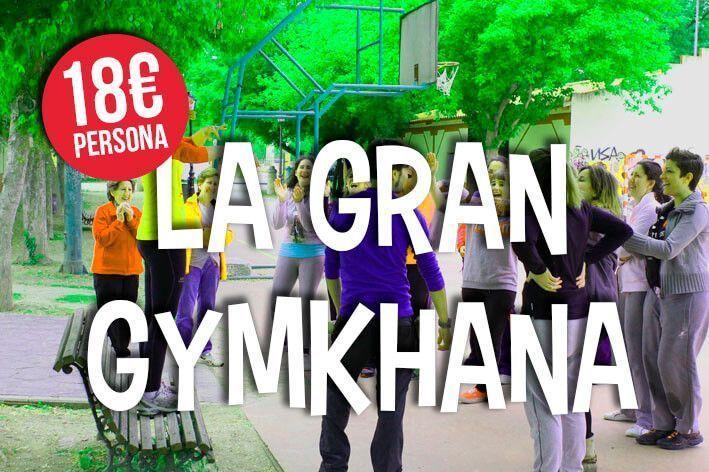 la gran gymkhana