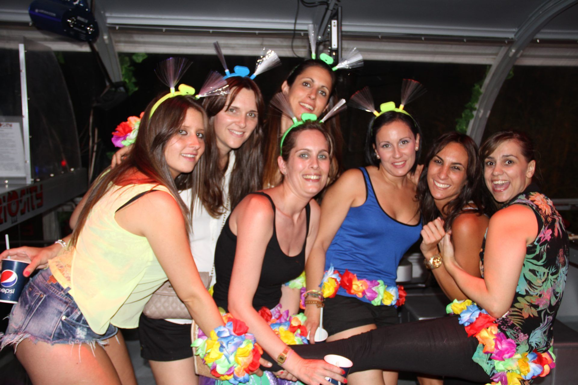 Madrid Boat Party