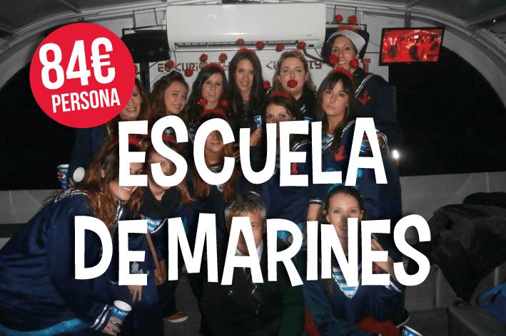 Escuela de Marines