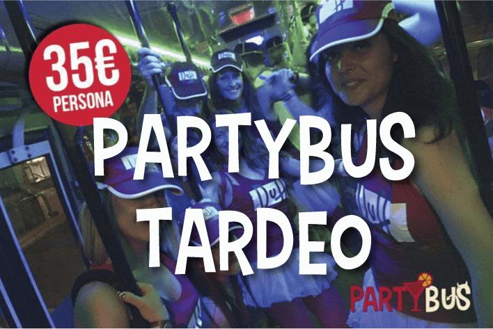 Partybus Tardeo