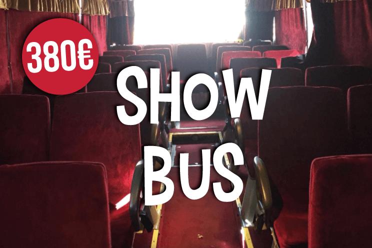 Showbus Madrid