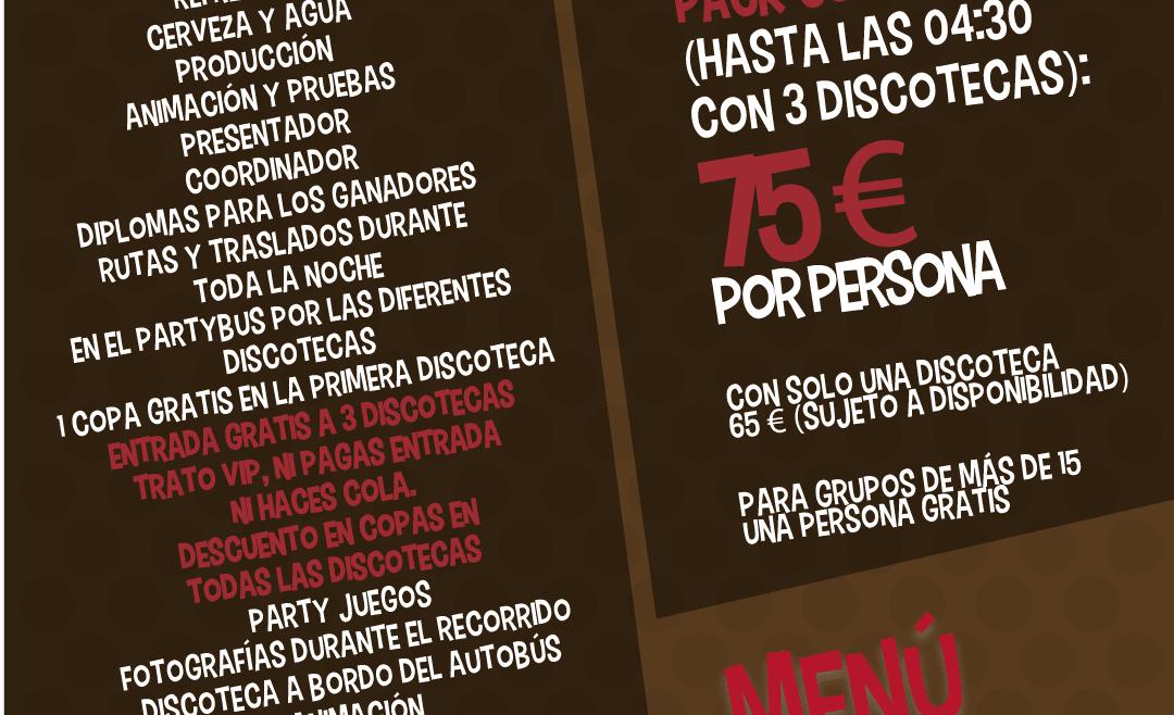 EL TIRITITRAN + PARTYBUS